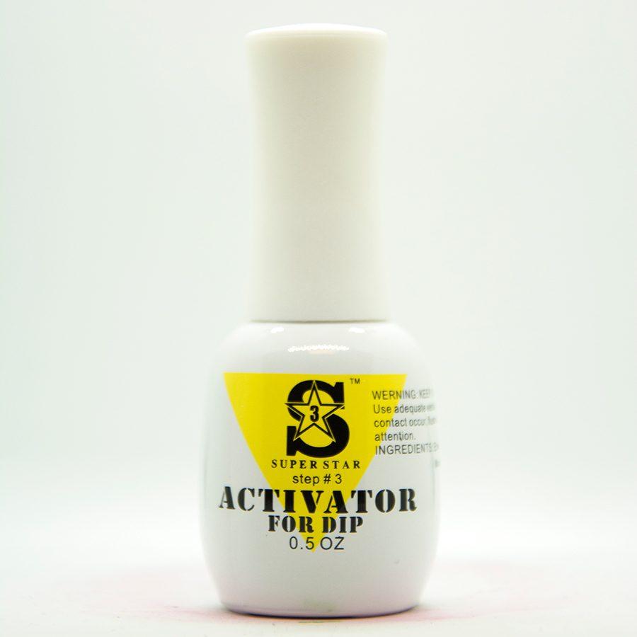 Activator for dip powder kit