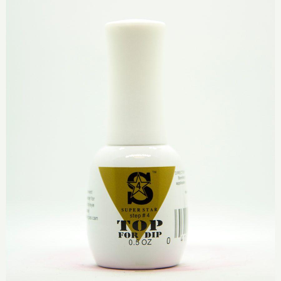 Top for dip powder kit