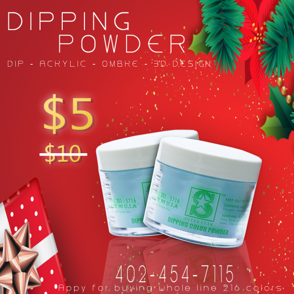 216 Collection Dipping Powder
