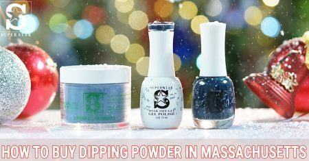How to buy dipping powder in Massachusetts