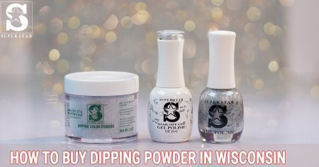 How to buy dipping powder in Wisconsin