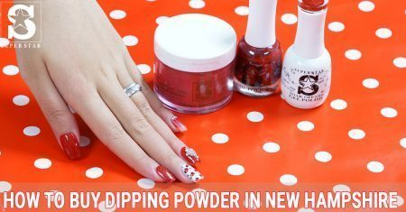 How to buy dipping powder in New Hampshire