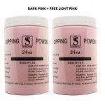 super_star_dark_pink_free_light_pink