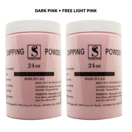 super_star_dark_pink_free_light_pink
